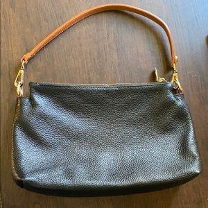 Valentina 100% Genuine Leather Black Bag